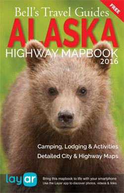 Alaska Highway Mapbook 2016