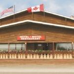 Airport Chalet Whitehorse Yukon