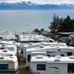 Bear Paw RV Park Valdez Alaska
