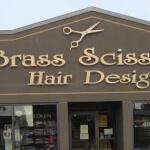 Brass scissors dawson creek