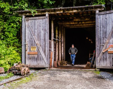 AJ Mine Gastineau Mill Tour