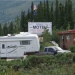 Denali rv and motel in denali park alaska