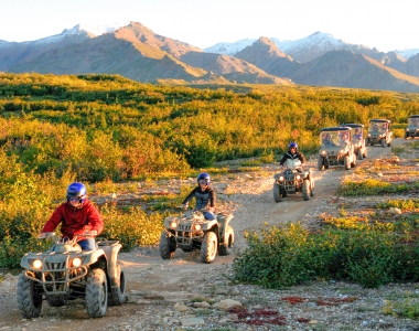 Denali ATV Adventures