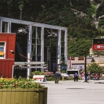 Goldbelt Mount Roberts Tramway Juneau Alaska