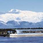 Mahays Jet boat Adventures Talkeetna Alaska