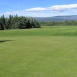 Mountain View Golf Course Whitehorse Yukon
