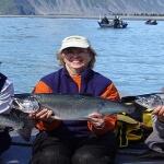 Kenai Riverside Fishing Cooper Landing Alaska