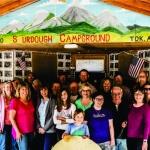 sourdough campground tok alaska
