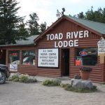 Toad River Lodge on the Alaska Highway