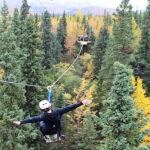 Denali Zipline adventure in Denali National Park