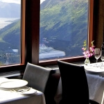 Seven glaciers restaurant at alyeska resort