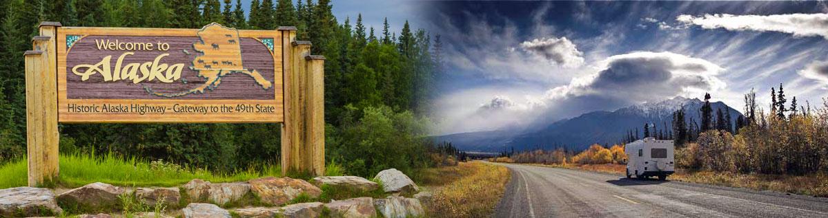 Alaska Highway Mile By Mile Description Of The Alcan Highway
