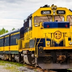 The Alaska Railroad - Connecting Anchorage, Denali, Fairbanks, Seward Alaska