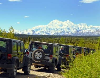 Denali Jeep Excursions