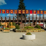 Pioneer Park Fairbanks Alaska