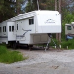 Spruce Meadow RV Park Juneau Alaska