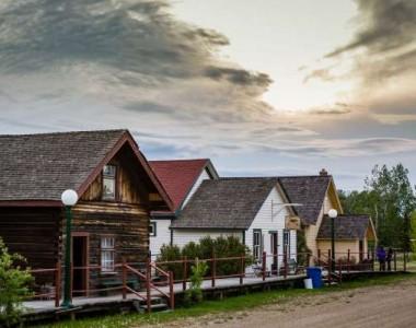 Walter Wright Pioneer Village