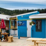 billy goat pub in dawson city yukon