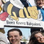The Beez Kneez Bakpakers Whitehorse Yukon