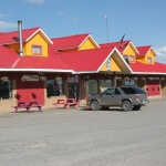 Buffalo Inn on the Alaska Highway