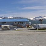 Eagles Rest RV Park Valdez Alaska