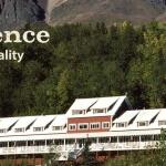 Kennicott Glacier Lodge Wrangell St. Elias Alaska