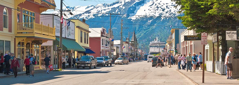 Skagway Alaska - Hotels, Camping, Shopping, Things To Do
