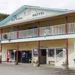Bonanza Gold Motel Dawson City Yukon