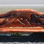 chainsaw carving tour chetwynd bc
