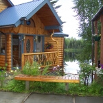 gigglewood lakeside inn alaska