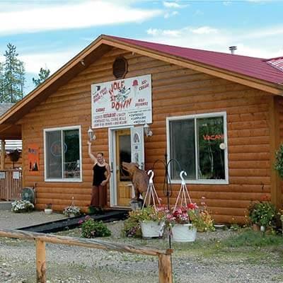 Shopping in Alaska and Yukon