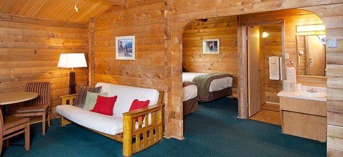 Denali Cabins in Denali National Park Alaska