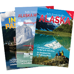 three free Alaska Travel Guides