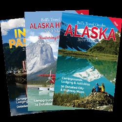 three free Alaska Travel Guides