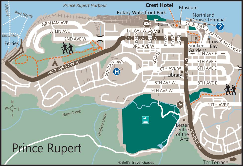 Prince Rupert BC