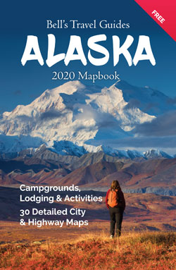 Alaska Mapbook Travel Guide