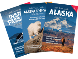 Free Travel Guides for Alaska, Yukon and BC