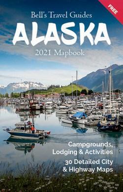 Alaska Mapbook Travel Guide