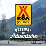Seward Alaska Camping at KOA
